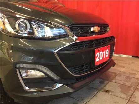 2019 Chevrolet Spark 1LT CVT (Stk: BB0592) in Listowel - Image 2 of 17