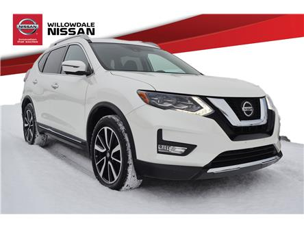 2018 Nissan Rogue SL (Stk: E6694B) in Thornhill - Image 1 of 28