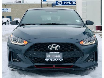 2019 Hyundai Veloster Turbo (Stk: 8211H) in Markham - Image 2 of 26