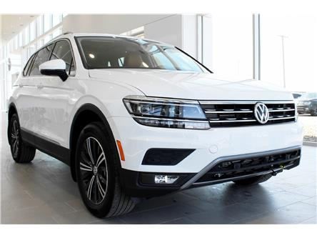2020 Volkswagen Tiguan Highline (Stk: 70000) in Saskatoon - Image 1 of 23