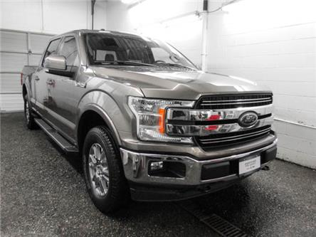 2018 Ford F-150 Lariat (Stk: F8-02031) in Burnaby - Image 2 of 24