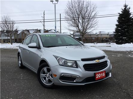 2016 Chevrolet Cruze Limited 2LT (Stk: 166895) in Grimsby - Image 1 of 21