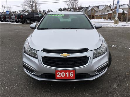 2016 Chevrolet Cruze Limited 2LT (Stk: 166895) in Grimsby - Image 2 of 21