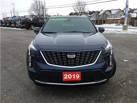 2019 Cadillac XT4 Premium Luxury (Stk: K124A) in Grimsby - Image 2 of 23