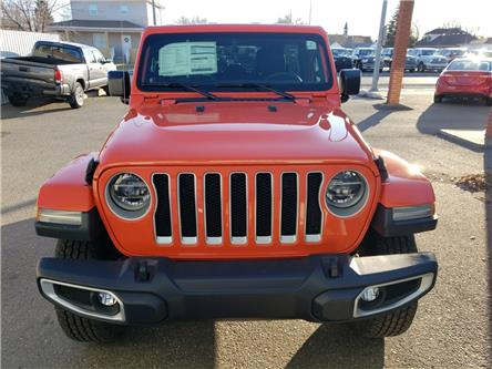 2020 Jeep Wrangler Unlimited Sahara (Stk: 16445) in Fort Macleod - Image 2 of 19