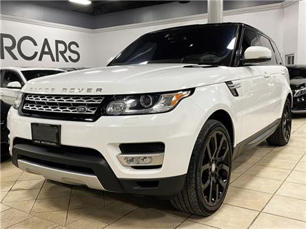 2016 Land Rover Range Rover Sport  (Stk: AP2052) in Vaughan - Image 1 of 23