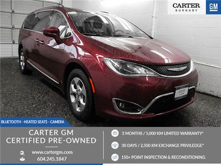 2017 Chrysler Pacifica Touring-L Plus (Stk: 89-89441) in Burnaby - Image 1 of 26