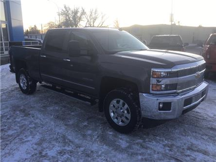 2015 Chevrolet Silverado 2500HD LTZ (Stk: 142877) in Brooks - Image 1 of 18