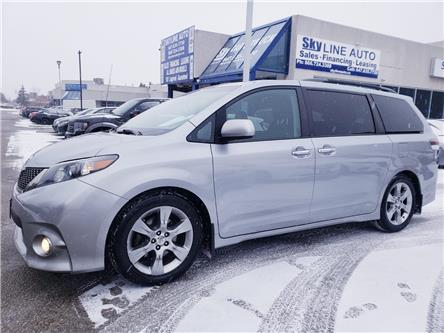 2013 Toyota Sienna SE 8 Passenger (Stk: ) in Concord - Image 1 of 20