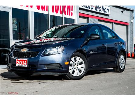 2014 Chevrolet Cruze 2LS (Stk: 191408) in Chatham - Image 1 of 21