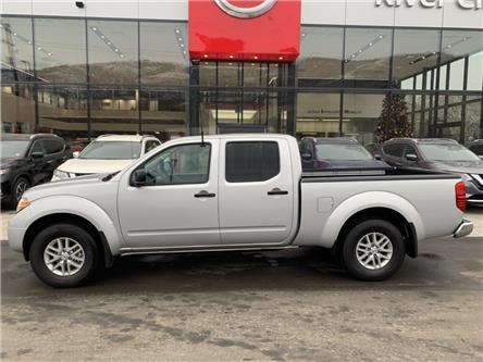 2019 Nissan Frontier SV (Stk: T19290) in Kamloops - Image 2 of 24