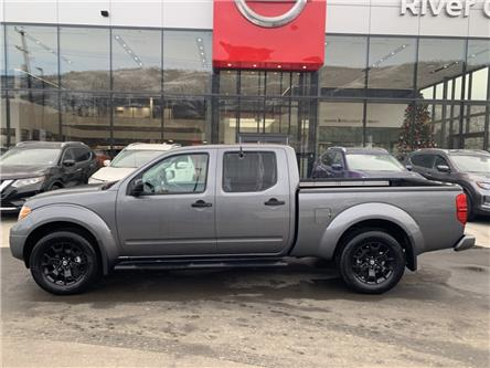 2019 Nissan Frontier Midnight Edition (Stk: T19342) in Kamloops - Image 2 of 19