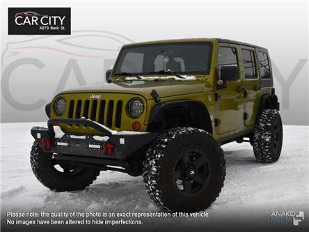 2007 Jeep Wrangler Unlimited X (Stk: ) in Ottawa - Image 1 of 20