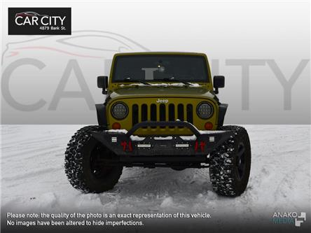 2007 Jeep Wrangler Unlimited X (Stk: ) in Ottawa - Image 2 of 20