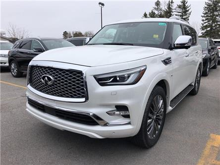 2019 Infiniti QX80 LUXE 7 Passenger (Stk: 19QX8016) in Newmarket - Image 1 of 4