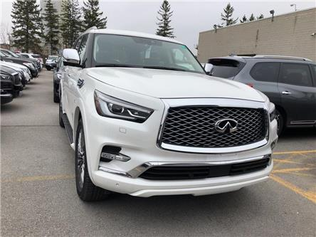 2019 Infiniti QX80 LUXE 7 Passenger (Stk: 19QX8016) in Newmarket - Image 2 of 4