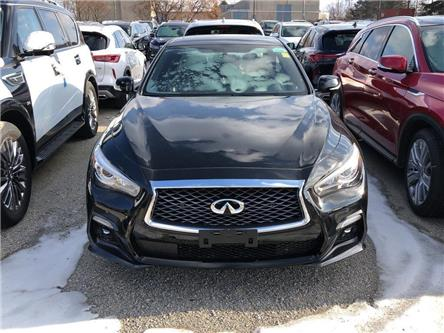 2020 Infiniti Q50 Red Sport I-LINE (Stk: 20Q5010) in Newmarket - Image 1 of 4