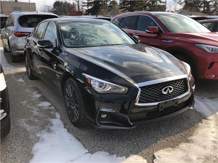 2020 Infiniti Q50 Red Sport I-LINE (Stk: 20Q5010) in Newmarket - Image 2 of 4