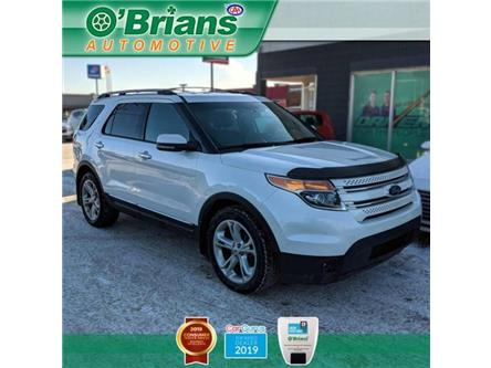2013 Ford Explorer Limited (Stk: 12793C) in Saskatoon - Image 1 of 22