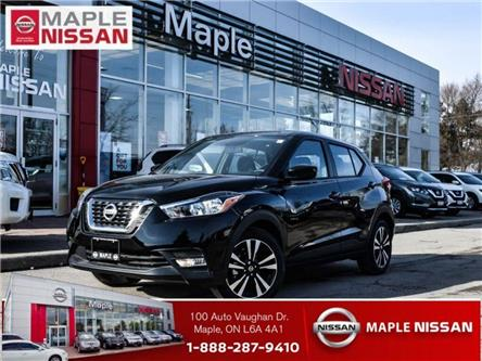 2019 Nissan Kicks SV|Apple CarPlay|Alloys|Backup Camera|Heated Seats (Stk: M19K015) in Maple - Image 1 of 22