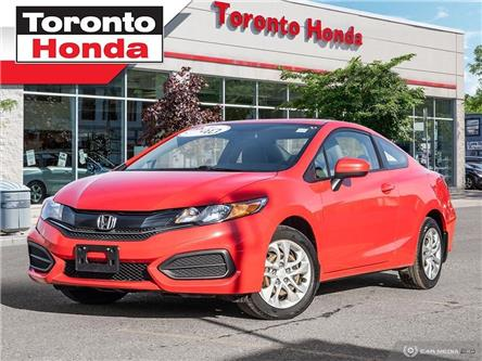 2014 Honda Civic Coupe LX (Stk: 39782A) in Toronto - Image 1 of 28