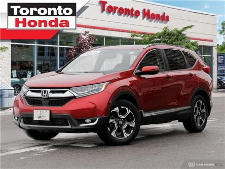2018 Honda CR-V Touring (Stk: H39854L) in Toronto - Image 1 of 28