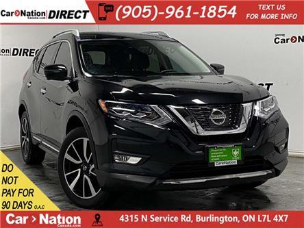 2017 Nissan Rogue  (Stk: CN6088) in Burlington - Image 1 of 42