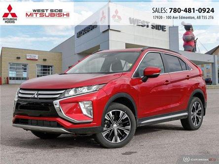 2018 Mitsubishi Eclipse Cross SE (Stk: E18352) in Edmonton - Image 1 of 27