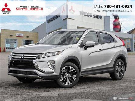 2019 Mitsubishi Eclipse Cross SE (Stk: E19012) in Edmonton - Image 1 of 27