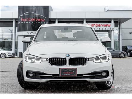 2018 BMW 330i xDrive (Stk: 19HMS1344) in Mississauga - Image 2 of 22