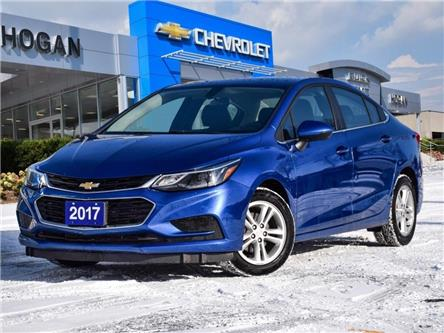 2017 Chevrolet Cruze LT Auto (Stk: A518650) in Scarborough - Image 1 of 25