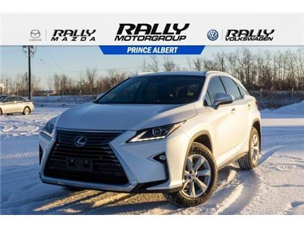 2017 Lexus RX 350 Base (Stk: V1062) in Prince Albert - Image 1 of 11