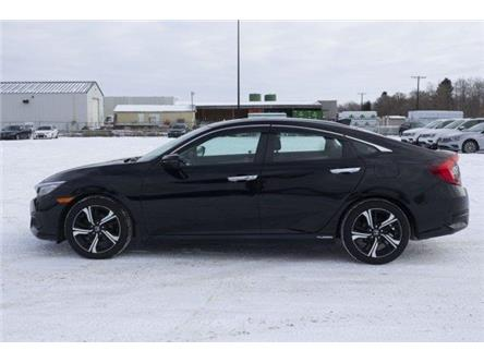 2018 Honda Civic Touring (Stk: V1116) in Prince Albert - Image 2 of 8