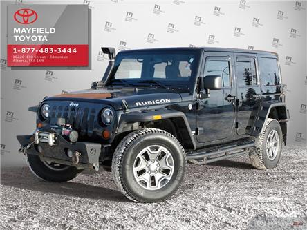2013 Jeep Wrangler Unlimited Rubicon (Stk: M060382A) in Edmonton - Image 1 of 20