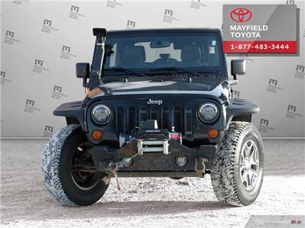 2013 Jeep Wrangler Unlimited Rubicon (Stk: M060382A) in Edmonton - Image 2 of 20