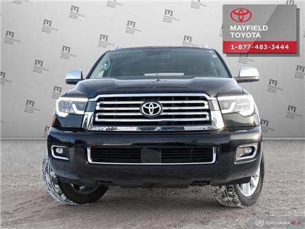 2018 Toyota Sequoia Platinum 5.7L V8 (Stk: M000483A) in Edmonton - Image 2 of 20