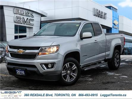 2016 Chevrolet Colorado LT (Stk: 150587A) in Etobicoke - Image 1 of 27