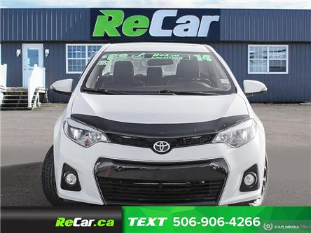 2014 Toyota Corolla S (Stk: 191423A) in Fredericton - Image 2 of 20