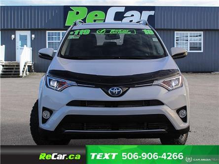 2018 Toyota RAV4 Hybrid LE+ (Stk: 191431A) in Fredericton - Image 2 of 17