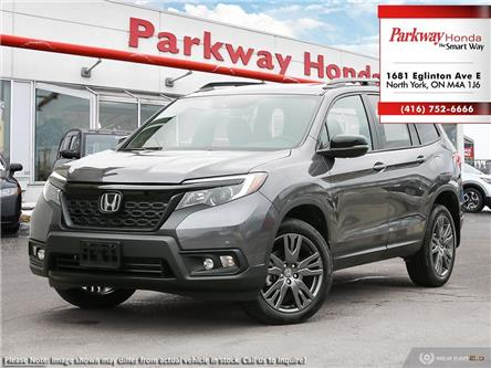 2020 Honda Passport EX-L (Stk: 23056) in North York - Image 1 of 23