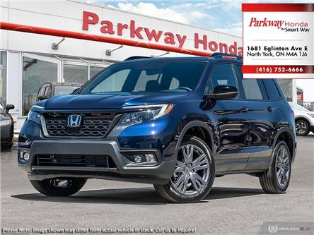 2020 Honda Passport EX-L (Stk: 23055) in North York - Image 1 of 23