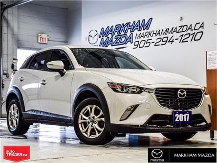 2017 Mazda CX-3 GS (Stk: P1932) in Markham - Image 1 of 24