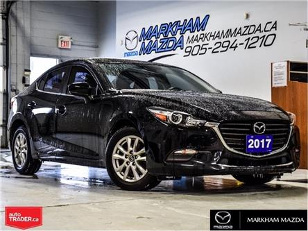 2017 Mazda Mazda3 GS (Stk: D190309A) in Markham - Image 1 of 24