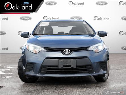 2014 Toyota Corolla CE (Stk: 0C015A) in Oakville - Image 2 of 8