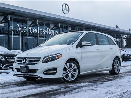 2018 Mercedes-Benz B-Class Sports Tourer (Stk: K3964) in Kitchener - Image 1 of 25