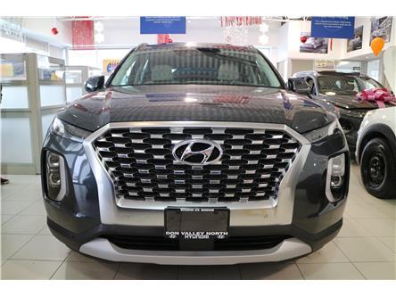 2020 Hyundai Palisade Luxury 7 Passenger (Stk: 195076) in Markham - Image 2 of 26