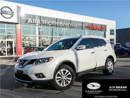 2016 Nissan Rogue SV (Stk: RU2772) in Richmond Hill - Image 1 of 20
