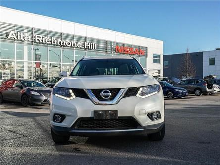 2016 Nissan Rogue SV (Stk: RU2772) in Richmond Hill - Image 2 of 20