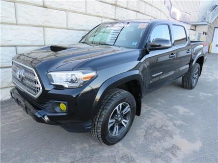 2016 Toyota Tacoma TRD Sport (Stk: D00203TA) in Fredericton - Image 1 of 23