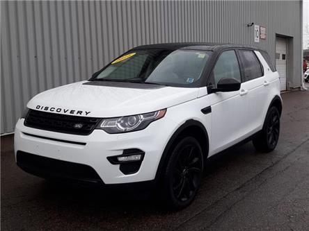 2016 Land Rover Discovery Sport HSE LUXURY (Stk: X4834A) in Charlottetown - Image 1 of 20